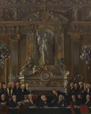 A Peace Conference at the Quai d'Orsay