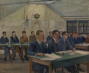 The Queen's Hospital for Facial Injuries, Frognal, Sidcup: The Commercial Class