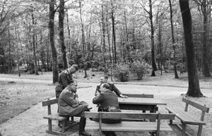ADOLF HITLER AND HIS ENTOURAGE, 1937 - 1941