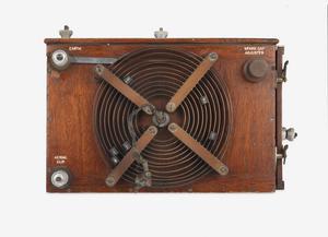 Wireless Equipment, Transmitter Spark Gap Type Number 4, British