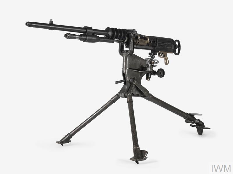 hotchkiss machine gun
