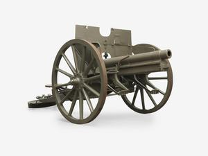 77 mm Model M1896 Field Gun