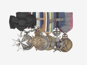 Military Medal & MM