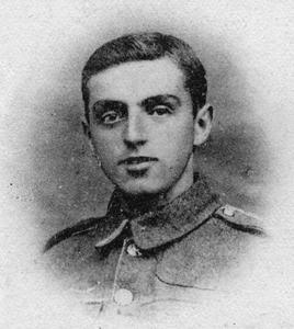 PRIVATE GEOFFREY BATESON