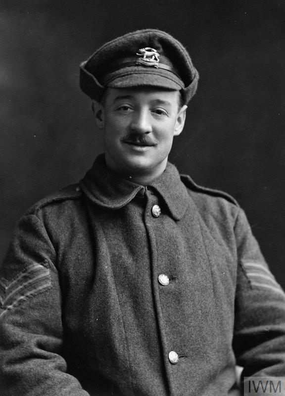 SERGEANT ALBERT EDWARD ESSERY