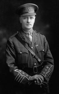 SURGEON COLONEL A NAPIER, ROYAL ARMY MEDICAL CORPS
