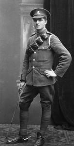 GUNNER J ORR, 1 (KENT) HEAVY BATTERY, ROYAL GARRISON ARTILLERY