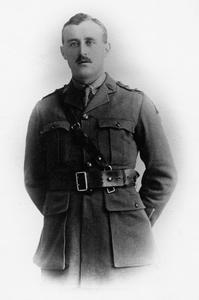 LIEUTENANT B B NICHOLSON, AUSTRALIAN IMPERIAL FORCE