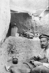 THE SERVICE OF TEMPORARY LIEUTENANT ROOM WITH CHATHAM BATTALION, ROYAL MARINE LIGHT INFANTRY ON GALLIPOLI, MAY 1915-AUGUST 1915