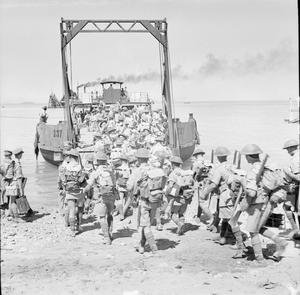 THE BRITISH ARMY IN NORTH AFRICA 1943