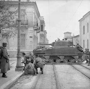 THE BRITISH ARMY IN GREECE 1944