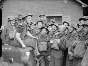 THE BRITISH ARMY IN FRANCE 1940
