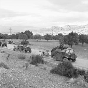 THE TUNISIA CAMPAIGN, NOVEMBER 1942-MAY 1943