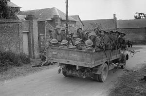 THE BRITISH ARMY IN FRANCE AND BELGIUM 1940