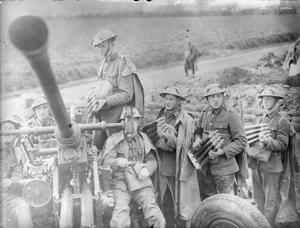 THE BRITISH ARMY IN FRANCE 1939
