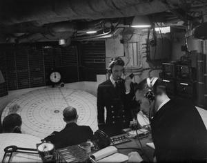 FLEET AIR ARM SERIES. SEPTEMBER 1942, ON BOARD HMS VICTORIOUS.