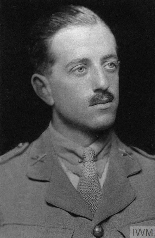 Lieutenant Anthony Percival