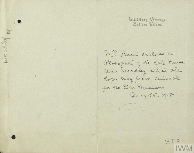 Edgerley, Ernest E to IWM