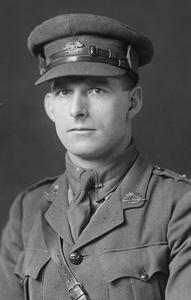 Lieutenant A S Headlam