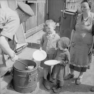 DISPLACED PERSONS AND REFUGEES IN GERMANY, 1945-1948