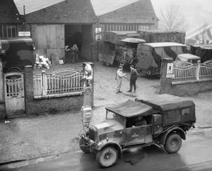 THE BRITISH ARMY IN FRANCE 1939-40