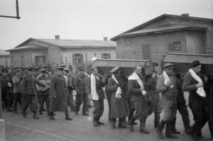 LIBERATION OF STALAG 7A, MOOSBURG, GERMANY