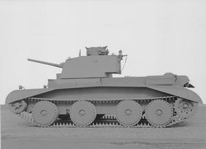 BRITISH TANKS AND ARMOURED FIGHTING VEHICLES 1939-45