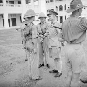 THE BRITISH ARMY IN MALAYA 1941