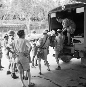 THE BRITISH ARMY IN MALAYA 1941-42.