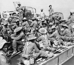 THE BRITISH ARMY IN BURMA 1944