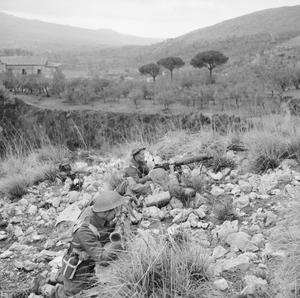 NEW ZEALAND FORCES IN ITALY, 1944