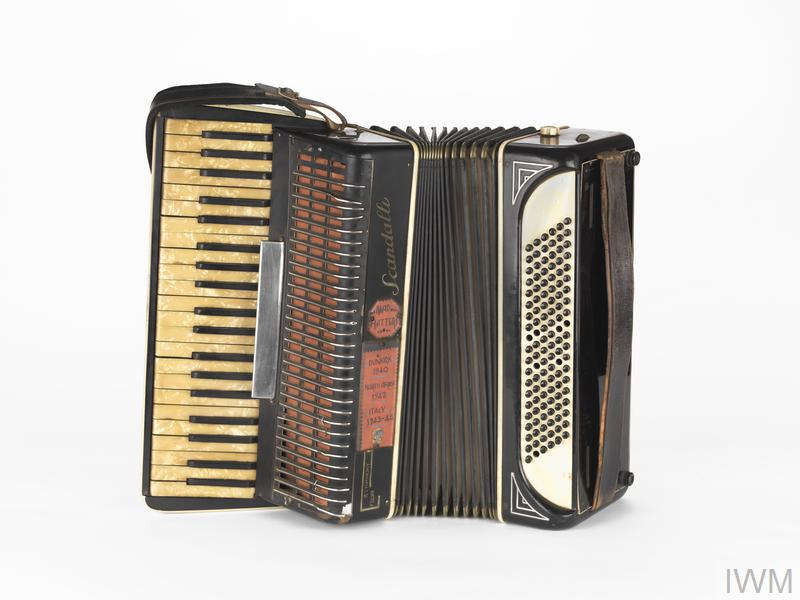 musical instrument, accordion