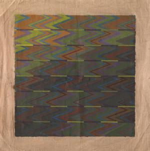 Camouflage sample