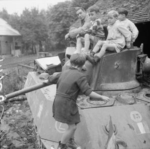THE CAMPAIGN IN FRANCE 1944
