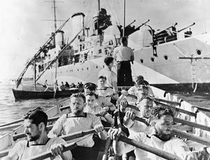 AUSTRALIAN FORCES IN THE MEDITERRANEAN, AUGUST 1941