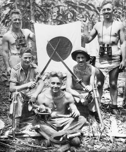 NEW ZEALAND FORCES IN THE SOLOMON ISLANDS, 1943