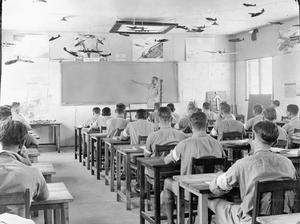 TRAINING OF ROYAL AIR FORCE AIRCREW IN RHODESIA, 1943