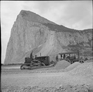 THE BRITISH ARMY ON GIBRALTAR 1941