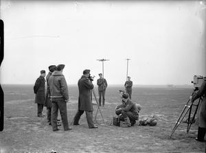 CANADIAN FORCES IN BRITAIN DURING THE SECOND WORLD WAR