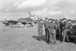 THE ROYAL NEW ZEALAND AIR FORCE IN BELGIUM, 1944