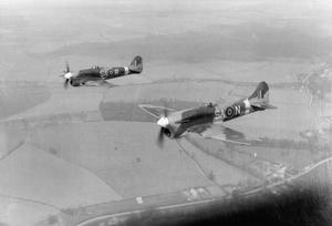 THE ROYAL NEW ZEALAND AIR FORCE IN BRITAIN, 1944