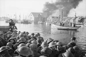 RAID ON THE LOFOTEN ISLANDS, 4 MARCH 1941