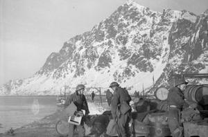 RAID ON THE LOFOTEN ISLANDS, 4 MARCH 1941
