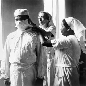 MEDICAL SERVICES IN INDIA, 1944