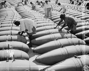 THE WAR EFFORT IN INDIA, 1944