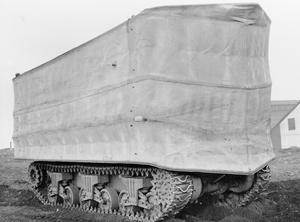 TANKS AND ARMOURED FIGHTING VEHICLES OF THE BRITISH ARMY 1939-45
