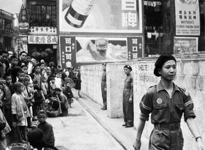 AIR RAID PRECAUTIONS IN HONG KONG, 1941