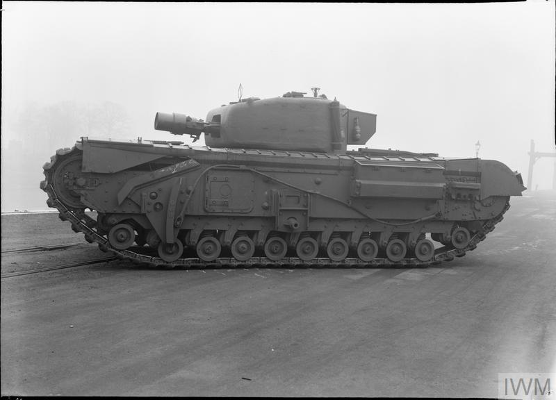 TANKS AND AFVS OF THE BRITISH ARMY 1939-45