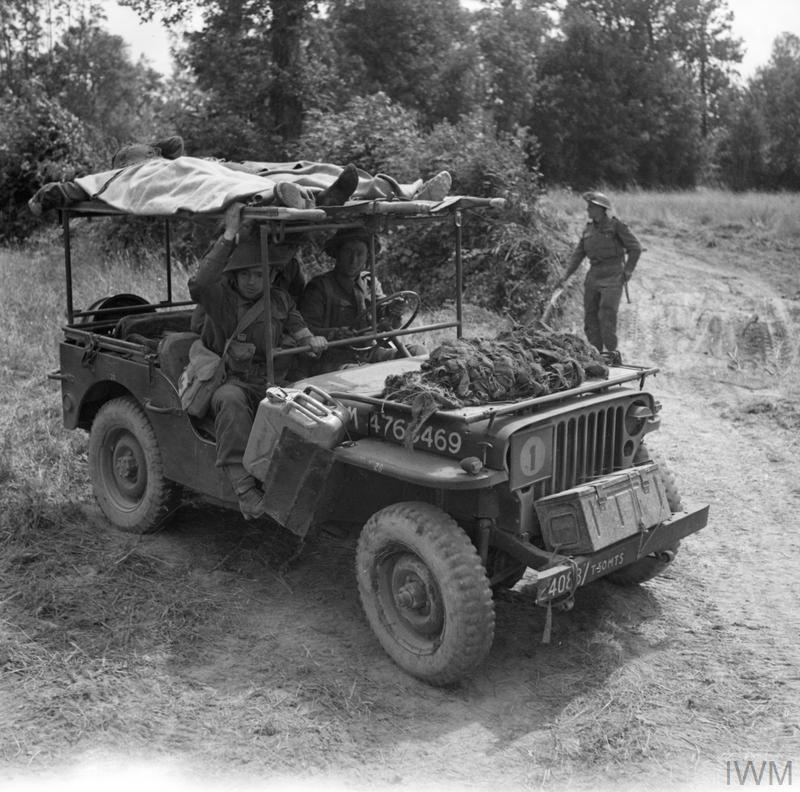 Image result for hit by Nazi jeep PHOTO
