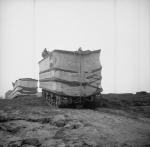 Sherman DD Tanks<br>&copy; IWM (BU 2173)
